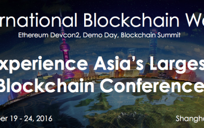 "Global Blockchain Summit in Shanghai: ""Uniting the Networks"" of Blockchain Technology"